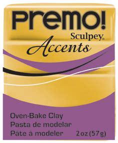 Premo Sculpey Accents 2 Oz 56 Gram sculpey premo accent oven modelling clay block 2oz 57g 18k gold quickdraw