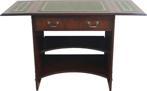 Yew Office Desk Extending Desks Klassiska Engelska M 246 Bler
