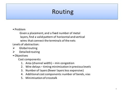 layout techniques definition minimisation of crosstalk in vlsi routing