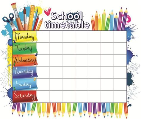 pattern maker jobs south africa image result for designs for time table charts class 1c