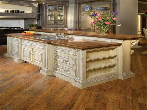 Make Kitchen Island A Kitchen Island From Ikea Cabinets Nazarm