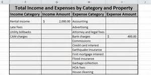 Property Expenses Spreadsheet Need Help Tracking Rental Income And Expenses Try This