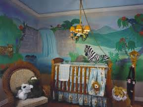 baby boy room jungle ideas as educational room