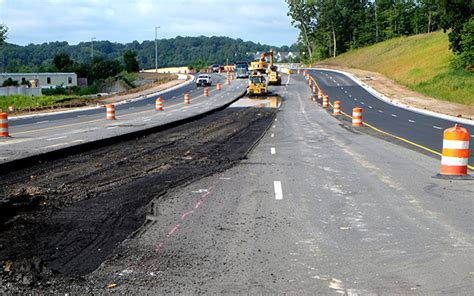 transportation improvements happening around the county