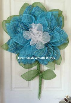 yellow paper flower wreath tutorial 1000 images about mesh wreath inspiration on pinterest