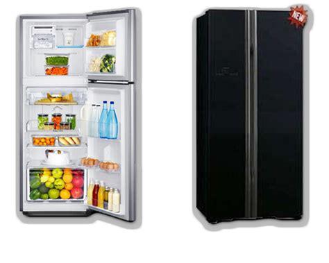 Kulkas Panasonic Seken harga lemari es pintu murah dan berkualitas april 2018