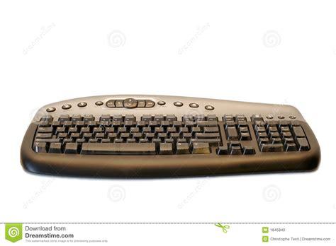 si鑒e ordinateur ergonomique clavier d ordinateur sans fil ergonomique photo stock