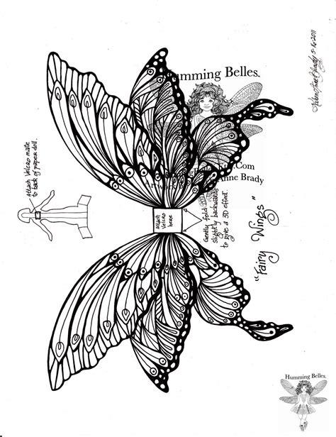 humming belles quot quot humming belles quot fairy wings