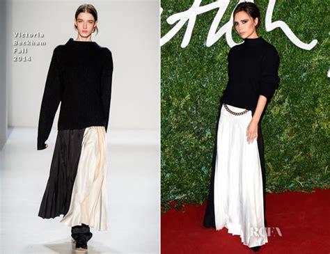 Catwalk To Carpet Beckham Carpet Style Awards by Beckham In Beckham 2014