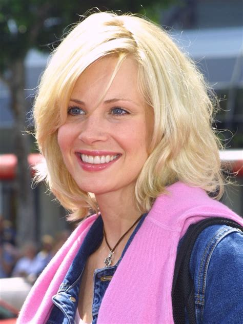 what is monica potters natural hair color picture of monica potter