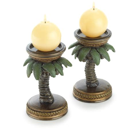 zingz thingz tropical tree candle holder reviews wayfair