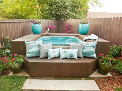 backyard spa designs 25 best ideas about hot tubs on pinterest hot tub patio
