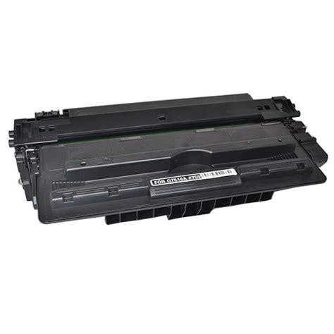 Hp 16a Toner Cartridge Q7516a Remanufactured hp q7516a black laser toner cartridge colortonerexpert