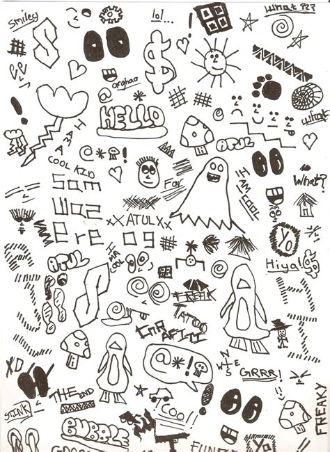 doodle ideas for school preeti shenoy s november 2009