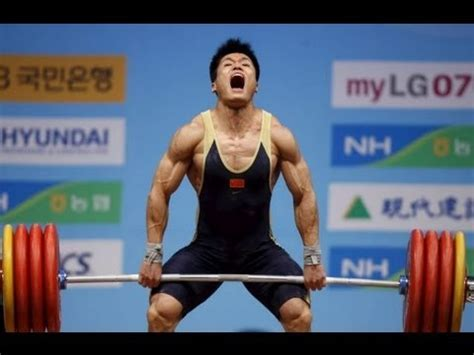 Olympics L by 2013 China National Weightlifting S 77 Kg Lu