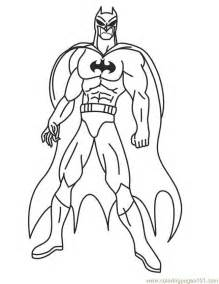 Galerry cartoon superhero coloring pages