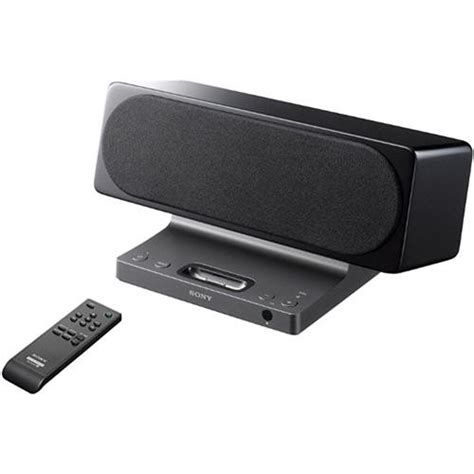 Isoundspa Speaker System For Ipods Is Also A Soothing Sound Station by Sony Dock Speaker System For Ipod And Iphone Srsgu10ip B H