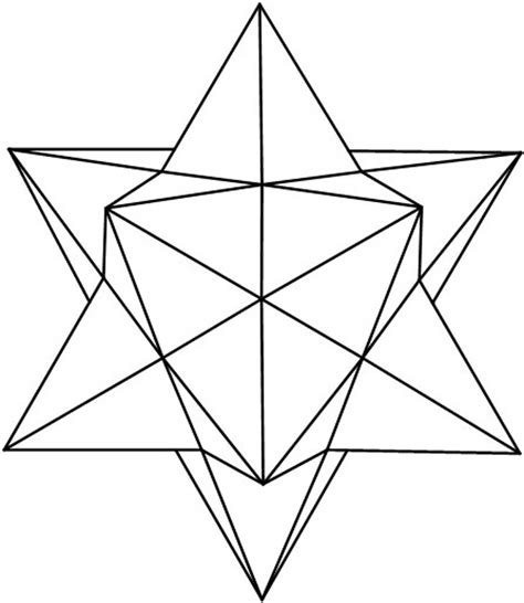 3d star patterns