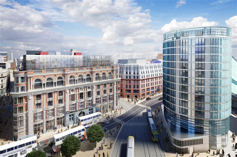 Waterloo Station Floor Plan by 5 New Developments In Manchester That You Should Be Aware Of