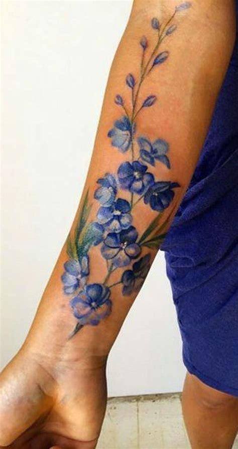 forearm flower tattoos best 25 watercolor flower tattoos ideas on