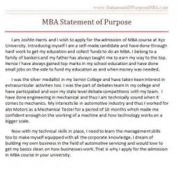 Letter Of Intent Vs Personal Statement Goals Essay Mba Sles Docoments Ojazlink