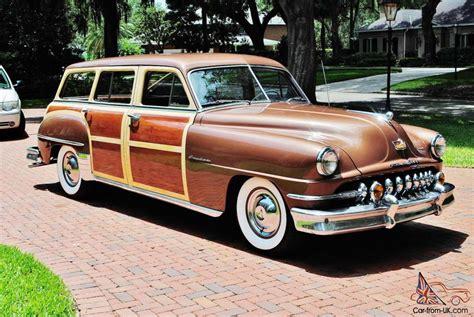 Absolutley beautiful 1951 Desoto Custom Station Wagon 1 of ...