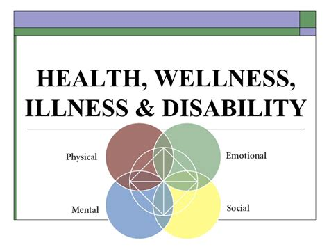 in sickness and in health disability and a quest to understand the perils and pleasures of interabled books health wellness illness disability ppt