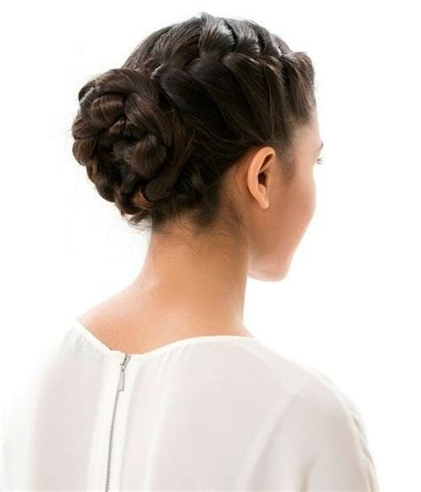 elegant hairstyles buns 30 elegant french braid hairstyles
