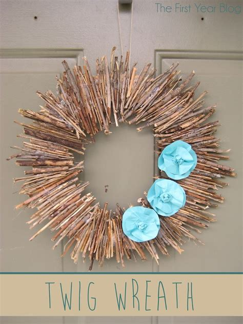 diy twig wreath 20 fall accents to incorporate into your welcome wreath