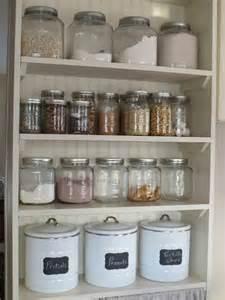 best 25 kitchen jars ideas on pantry storage