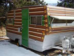 log cabin trailer cottage 23 rvs that look like log cabins