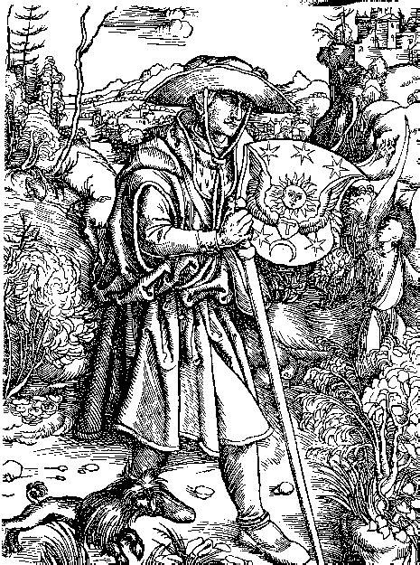Middle Line Black pilgrim image by albrecht durer secrets in