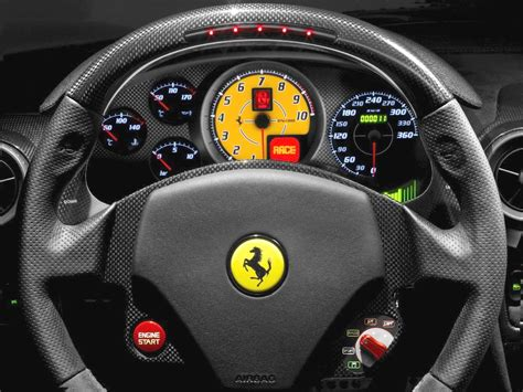 ferrari dashboard autoracing1 com other racing news and car test page