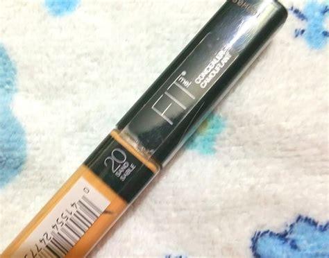 Maybelline Fit Me Concealer Shade 20 Sand 100 Original maybelline fit me concealer review swatches shades sand 20