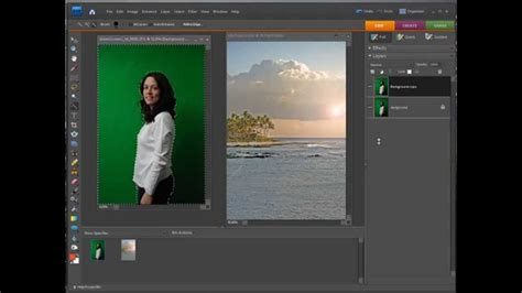 How To Blend Pictures In Photoshop Elements