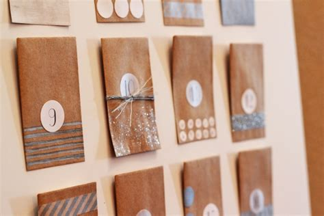 do it yourself advent calendar big design events