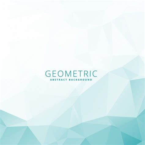 backdrop modern design vector low poly geometrical background free vector background