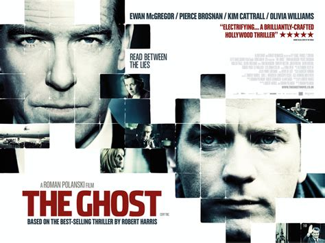 the ghost writer movie pierce brosnan files the ghost writer