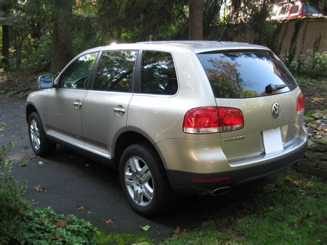 volkswagen truck 2006 used 2004 volkswagen touareg for sale new cars used