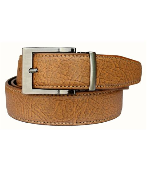discover fashion brown pu leather belt for buy