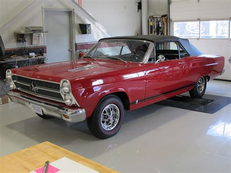 Ford Fairlane by 1966 Fairlane Convertible Quot S Quot Code 390