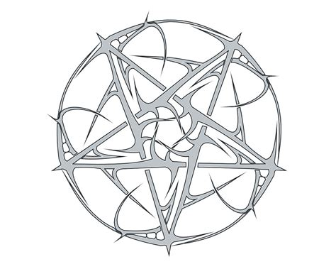 pentagram tattoo designs just another pentagram by snoopydoo on deviantart