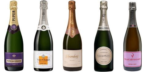 The Best Sweet Champagne   12 Good Demi Sec Sparkling Wine