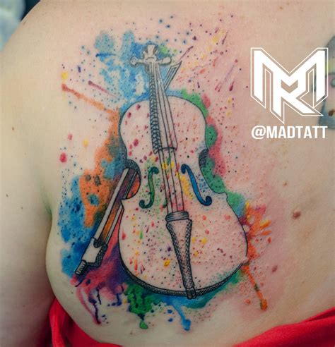 watercolor tattoo g teborg the of maddalena ruggiero