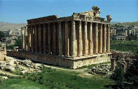 temple of temple of bacchus