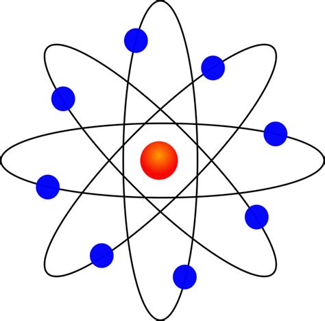 diagram of atoms free vector graphic nucleus atom diagram atomic free