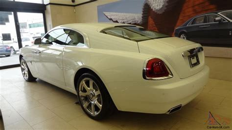 other makes rolls royce wraith 2 door