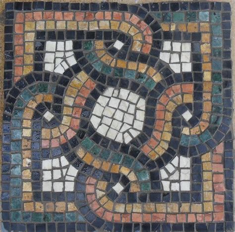 Mosaic Templates geometric patterns romanmosaicist s page 3