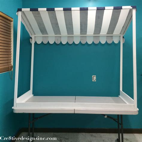 Canopy Top by How To Make A Table Top Canopy Cre8tive Designs Inc