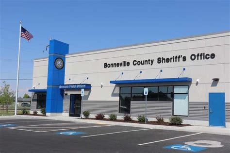 Office Supplies Idaho Falls Bonneville County Sheriff S Office Opens Ammon Field